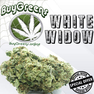 White Widow - BuyGreens.online