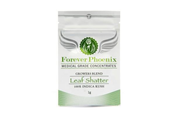 Forever Phoenix - Leaf Shatter