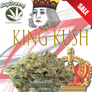 King Kush - BuyGreens.online