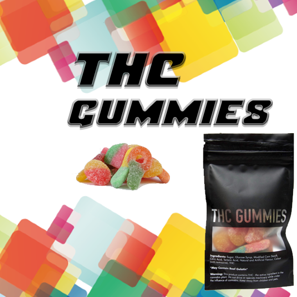 THC Gummies - BuyGreens.online