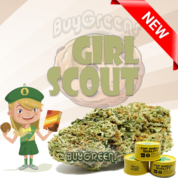 Girl Scout - BuyGreens.online