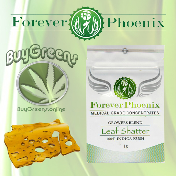 Forever Phoenix - Leaf - BuyGreens