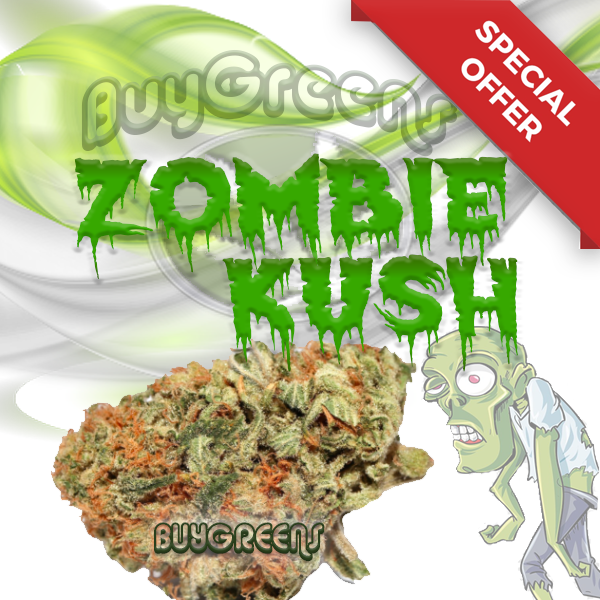 Zombie Kush - BuyGreens.online