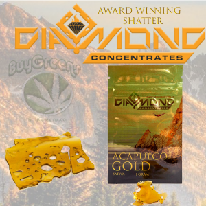 Diamond Concentrate Acapulco Gold