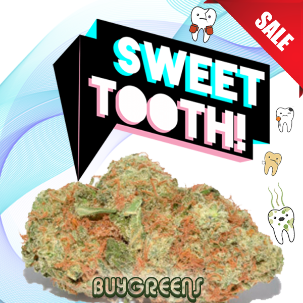 Sweet Tooth - BuyGreens.Online
