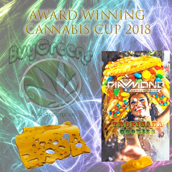 Diamond Concentrates - Tropicana Cookies