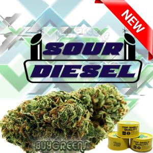 Sour Diesel - BuyGreens.online