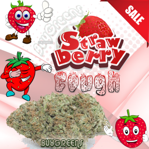 Strawberry Cough - BuyGreens.online
