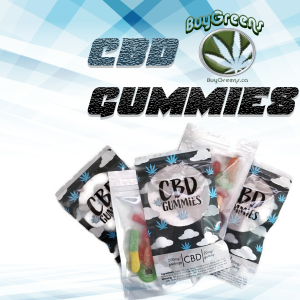 CBD Gummies - BuyGreens
