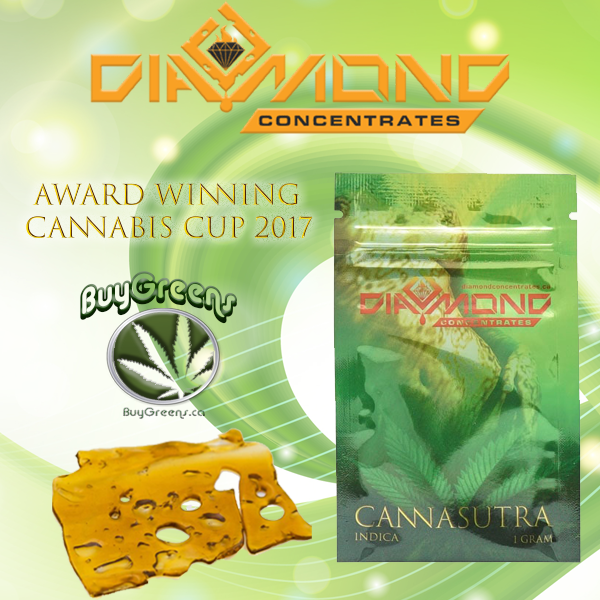 Diamond Concentrate - Cannasutra
