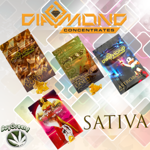 Diamond Concentrates -Sativa