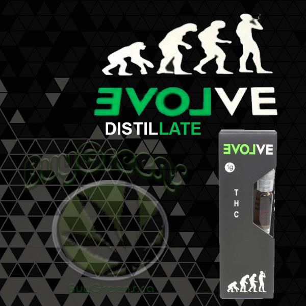 Evolve Distillate - BuyGreens.ca