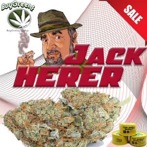 Jack Herer - BuyGreens.Online