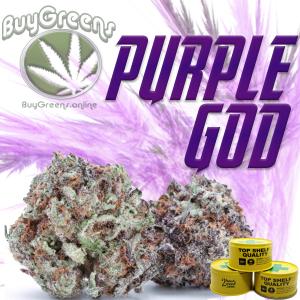 Purple God AAAA - BuyGreens
