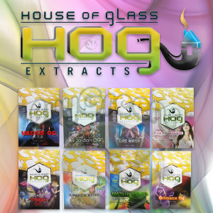 HOG Shatter - BuyGreens.online