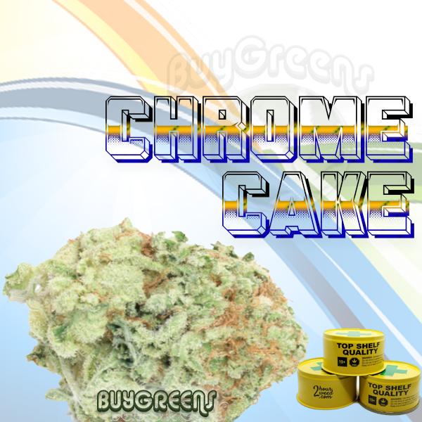 Chrome Cake - BuyGreens.online