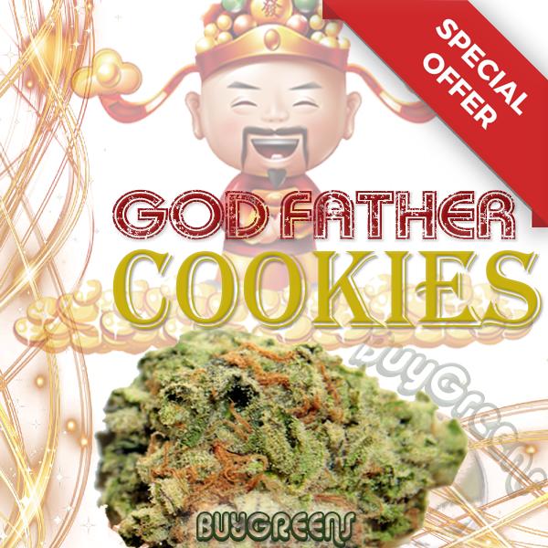 Godfather Cookies - BuyGreens.online