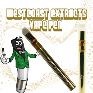 Westcoast Extracts Vape Pen - BuyGreens.Online
