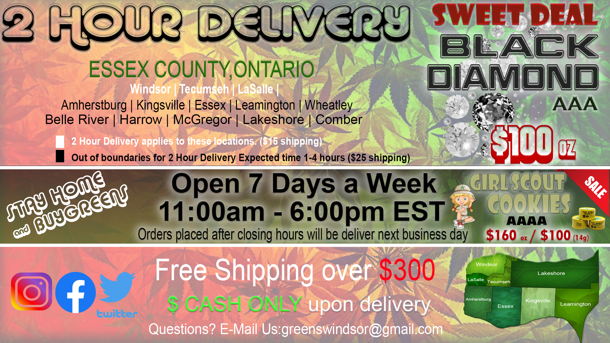 BuyGreens.Online - 2 Hour Delivery