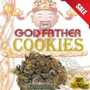 GodFather's Cookies - BuyGreens.Online