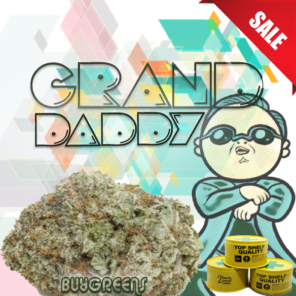Grand Daddy - BuyGreens.Online