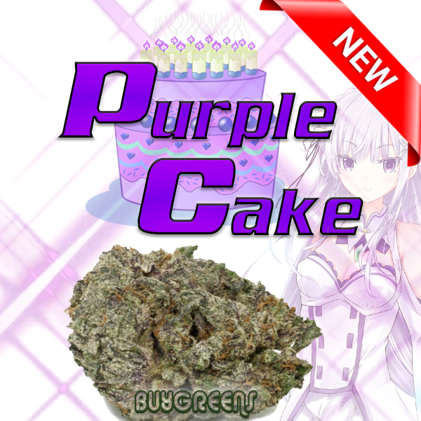 Purple Cake - BuyGreens.Online